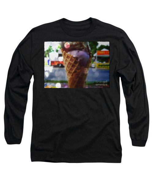 Icecream Dreams Long Sleeve T-Shirt
