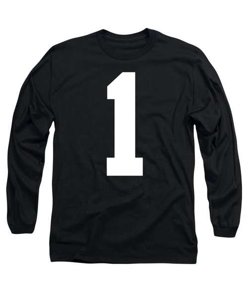 Im Number One Long Sleeve T-Shirt
