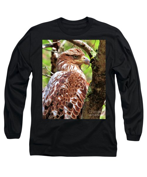 Immature Eagle Long Sleeve T-Shirt