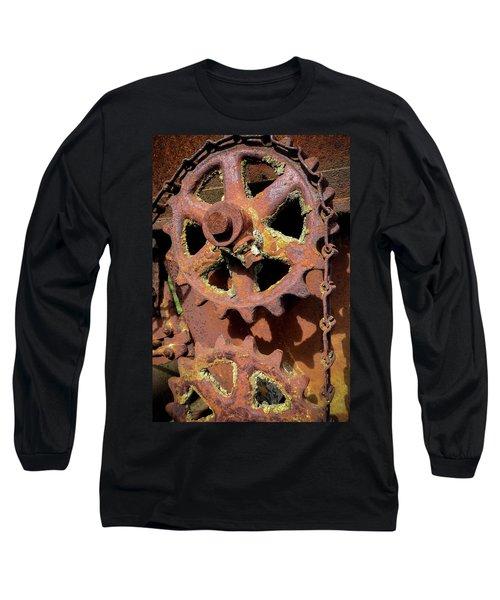 In Gear Long Sleeve T-Shirt
