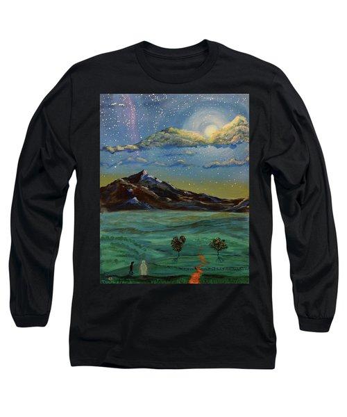 In My Dreams Long Sleeve T-Shirt
