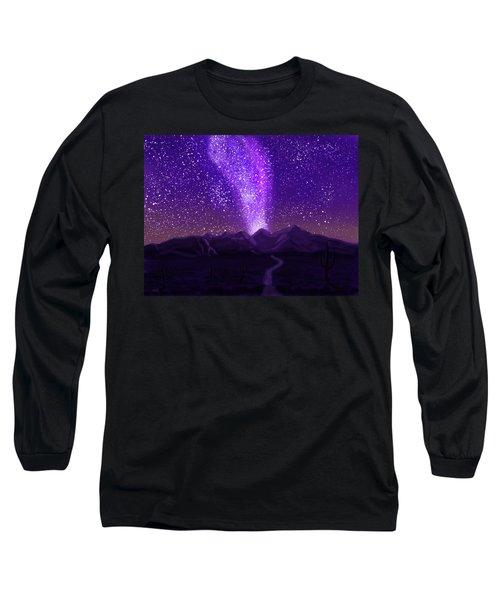 In The Arizona Night Long Sleeve T-Shirt