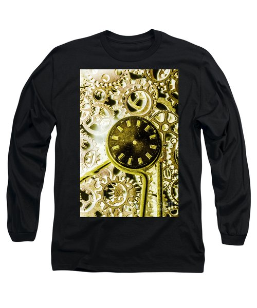 Industrialized Long Sleeve T-Shirt