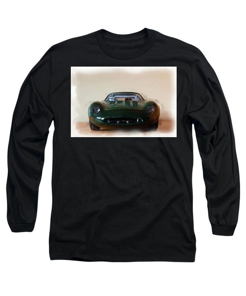 Jaguar Xj13 Long Sleeve T-Shirt