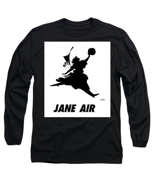 Jane Air Long Sleeve T-Shirt