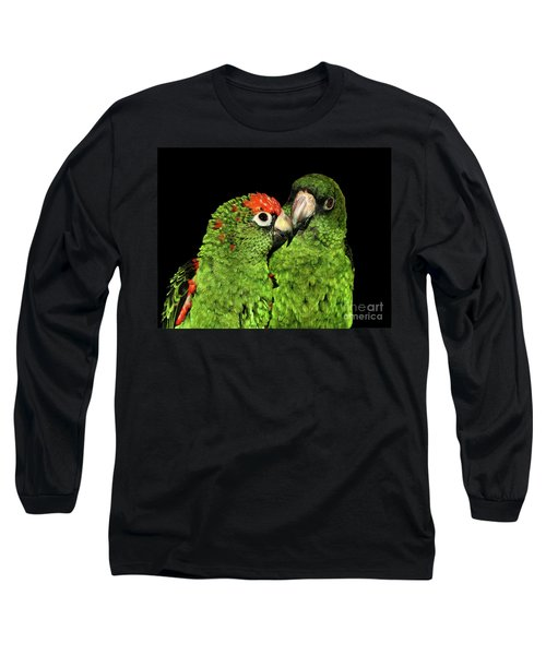 Jardine's Parrots Long Sleeve T-Shirt
