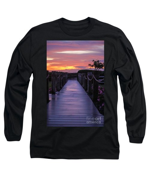 Just Another Day In Paradise Long Sleeve T-Shirt