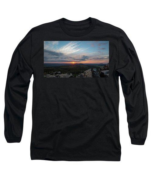 Just Before Sundown Long Sleeve T-Shirt