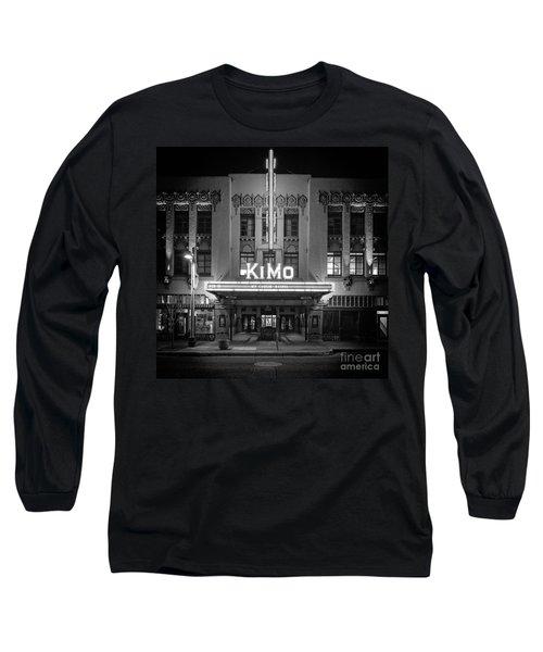Kimo Theater Long Sleeve T-Shirt