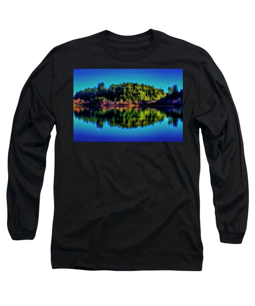 Lake Double Reflection Long Sleeve T-Shirt