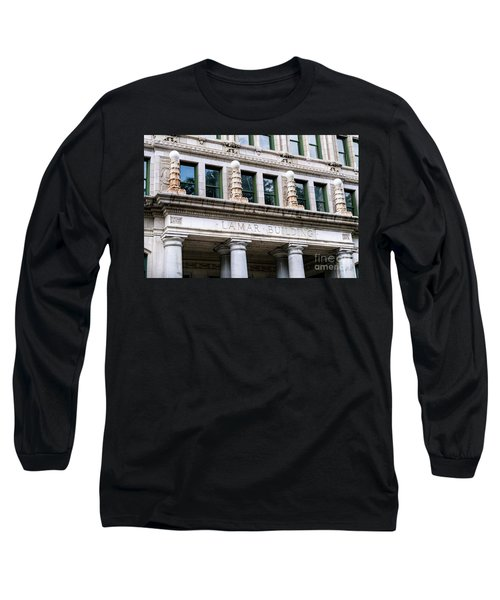 Lamar Building - Augusta Ga Long Sleeve T-Shirt
