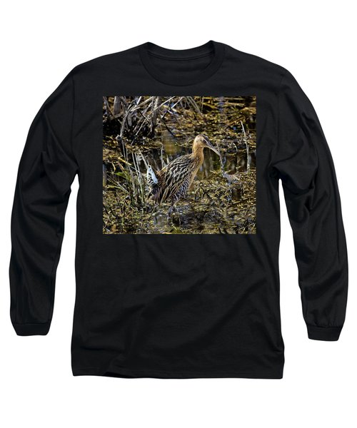 Largest North American Rail Long Sleeve T-Shirt