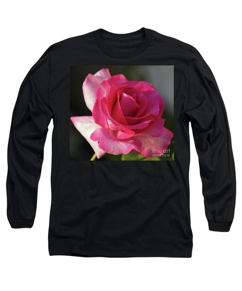 Late October Rose Long Sleeve T-Shirt