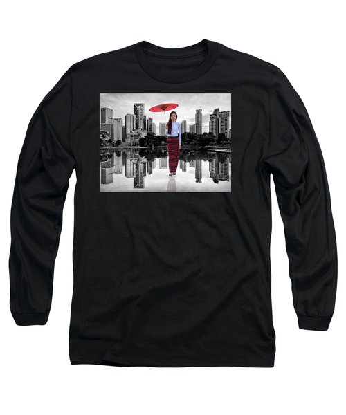 Let The City Be Your Stage Long Sleeve T-Shirt