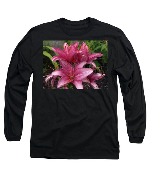 Lilixplosion 5 Long Sleeve T-Shirt