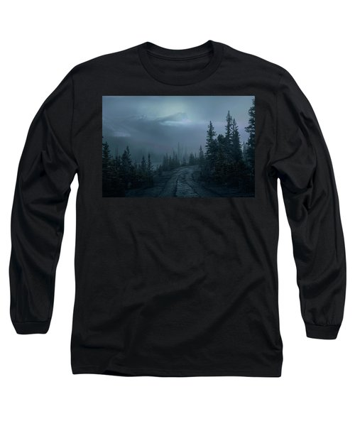 Lonely Trails Long Sleeve T-Shirt
