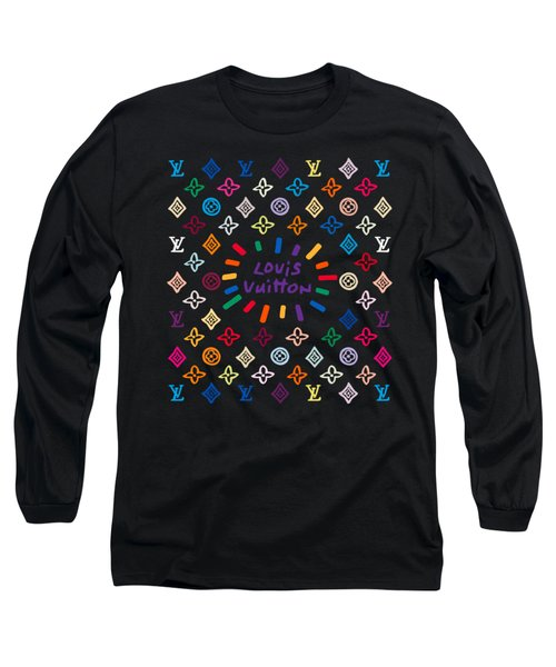Louis Vuitton Monogram-11 Long Sleeve T-Shirt