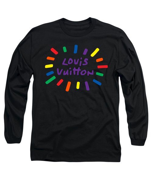 Louis Vuitton Radiant-8 Long Sleeve T-Shirt