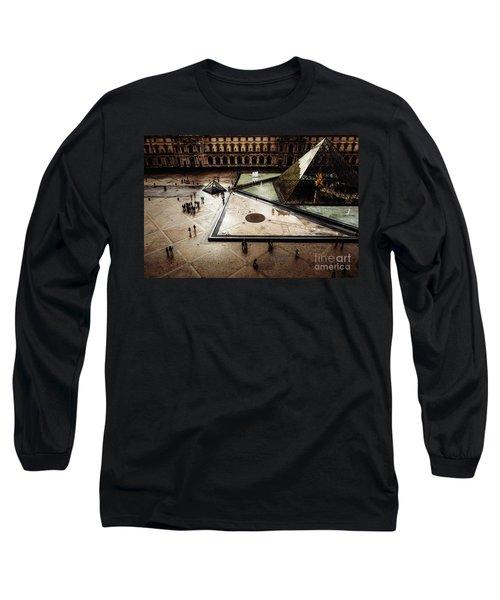 Louvre Long Sleeve T-Shirt