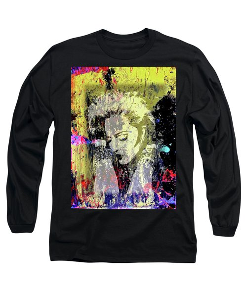 Madonna Long Sleeve T-Shirt