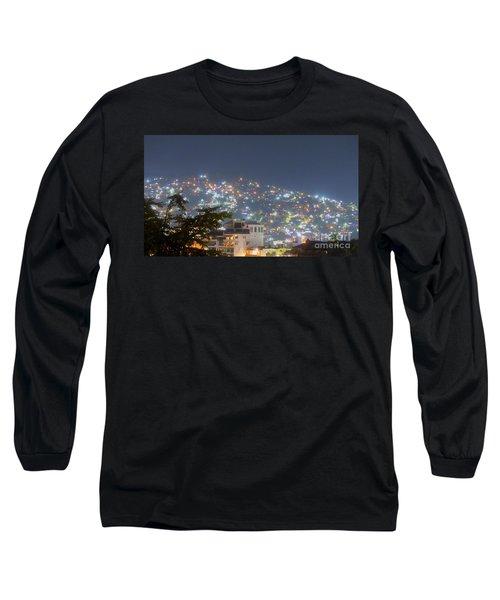 Magic Of Zihuatanejo Bay Long Sleeve T-Shirt