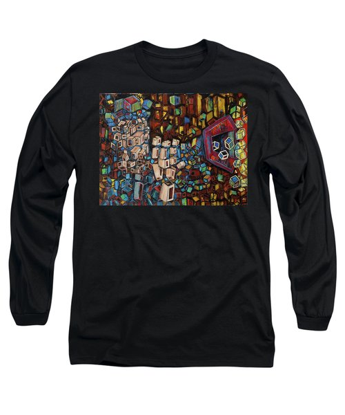 Perspective  Long Sleeve T-Shirt