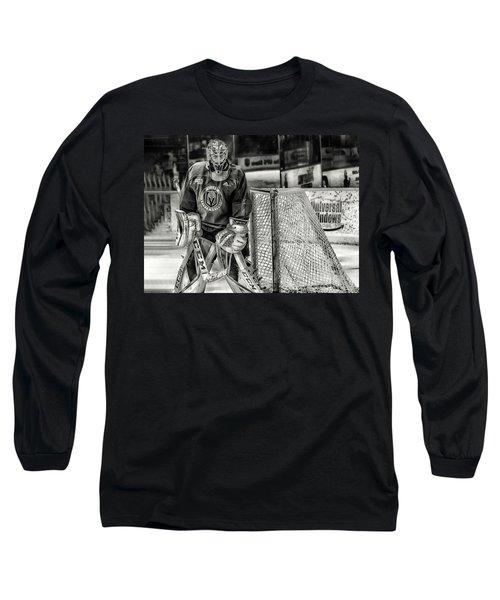Marc Andre Fleury Vegas Golden Knights Long Sleeve T-Shirt