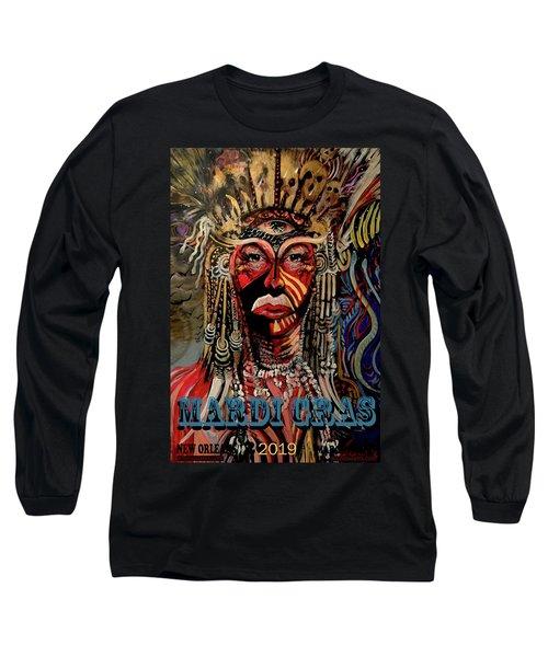 Mardi Gras 2019 Long Sleeve T-Shirt