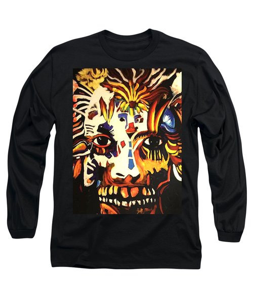 Mardi Gras Spirit 2013 Long Sleeve T-Shirt