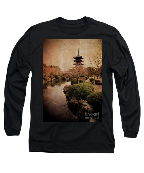 Memories Of Japan 2 Long Sleeve T-Shirt