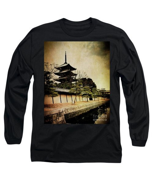 Memories Of Japan 4 Long Sleeve T-Shirt