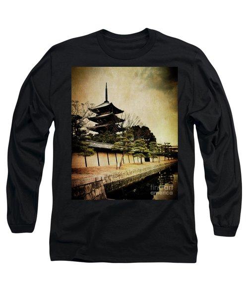 Memories Of Japan 4 Long Sleeve T-Shirt