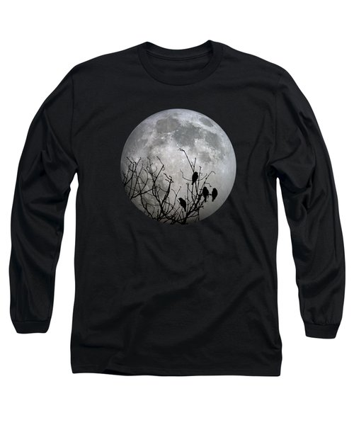 Midnight Moonshiners  Long Sleeve T-Shirt
