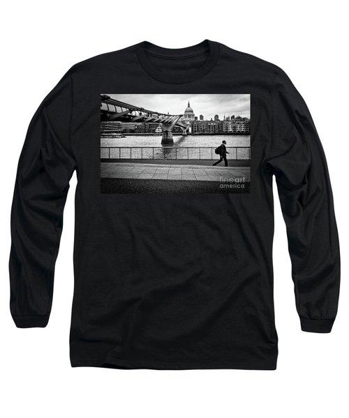 millennium Bridge 02 Long Sleeve T-Shirt