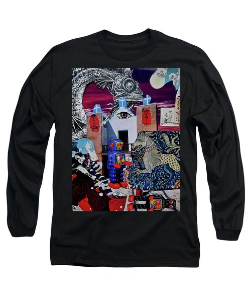 Mind's Eye Long Sleeve T-Shirt