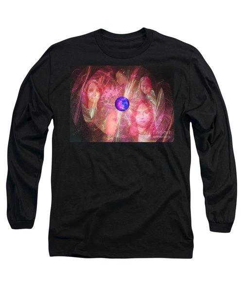 Ministering Spirits Long Sleeve T-Shirt