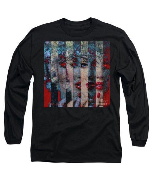 Mmarilyn 132 Q Sis Long Sleeve T-Shirt