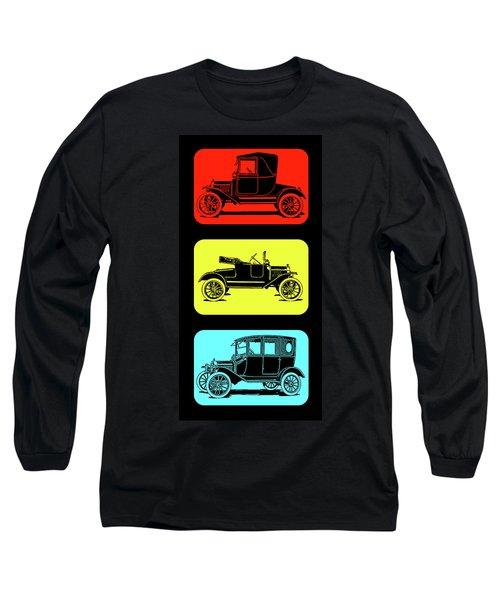 Model T Ford Triple Long Sleeve T-Shirt