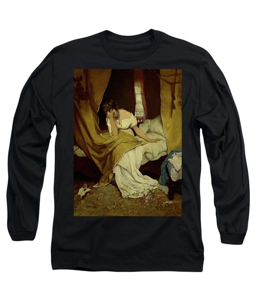 Morning, Fading, 1870 Long Sleeve T-Shirt