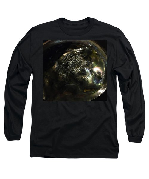 Mother Of Pearl Long Sleeve T-Shirt