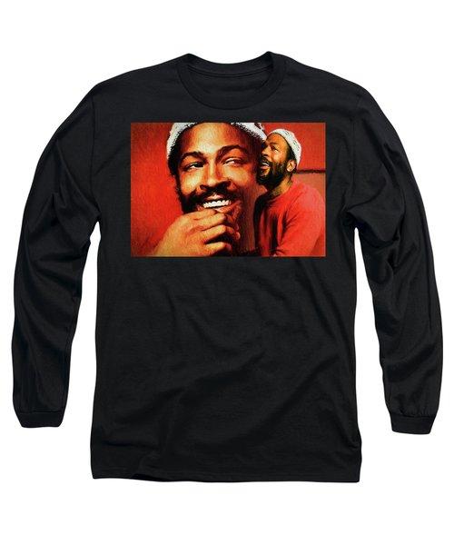 Motown Genius Long Sleeve T-Shirt