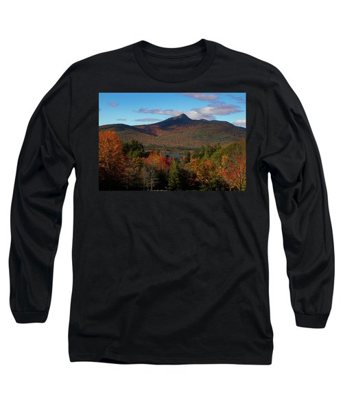 Mount Chocorua New Hampshire Long Sleeve T-Shirt