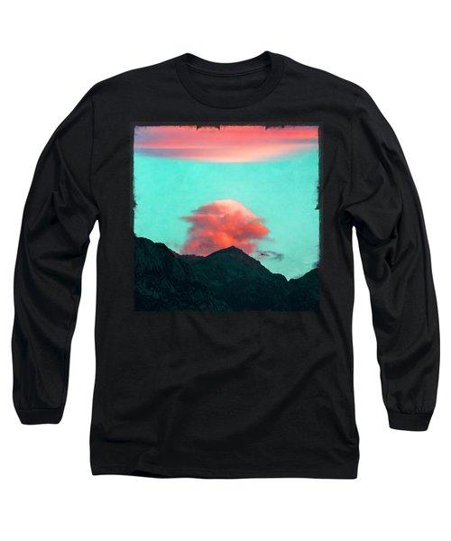 Mountain Daybreak Long Sleeve T-Shirt