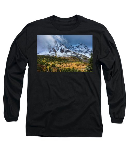 Mountain Light Long Sleeve T-Shirt