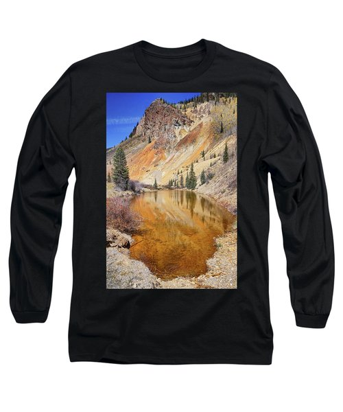 Mountain Reflections Long Sleeve T-Shirt