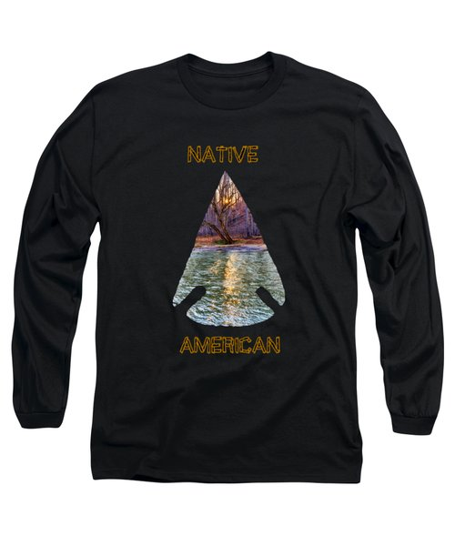 Native American Long Sleeve T-Shirt