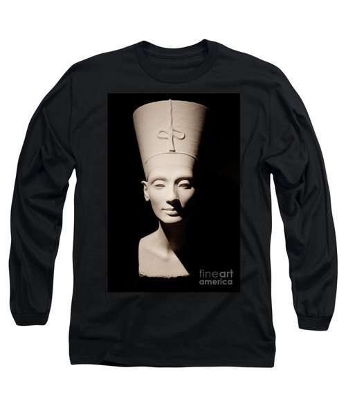 Nefertiti Long Sleeve T-Shirt