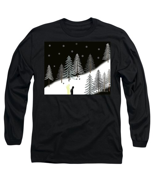 Never Alone Long Sleeve T-Shirt