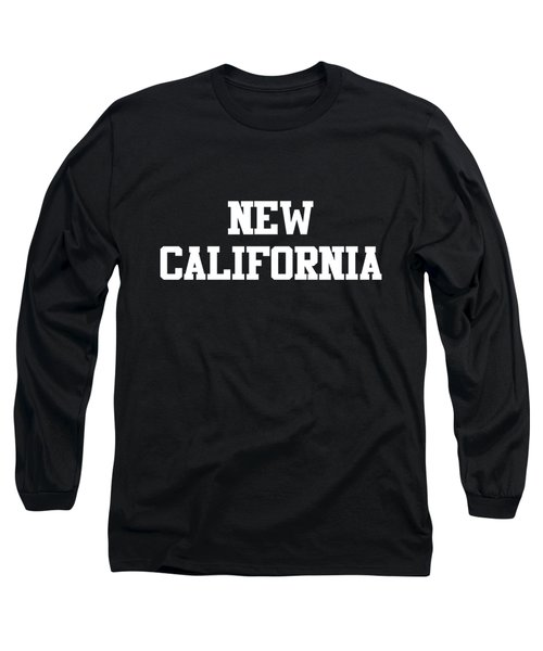 New California Long Sleeve T-Shirt
