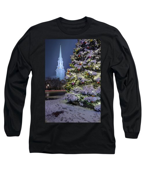 New Snow For Christmas Long Sleeve T-Shirt